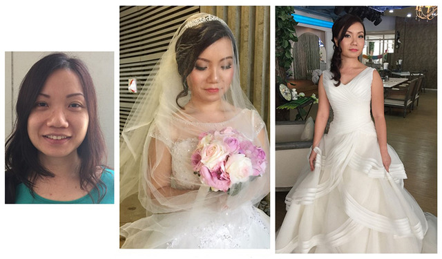 Bridal Trial Makeup & Hairstyling