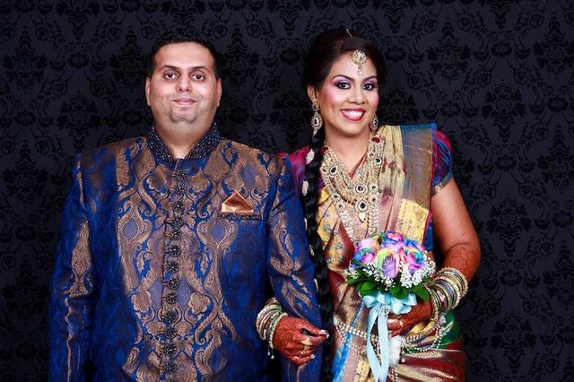 David & Priya