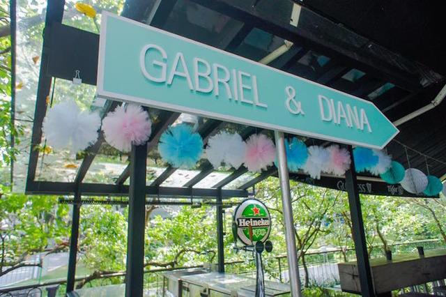 Gabriel & Diana