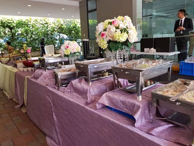 Wedding Reception & Buffet