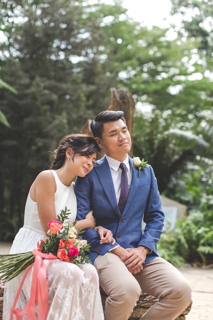 Zhi Sheng & Jamie