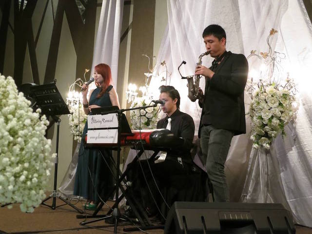 Live Band for Wedding