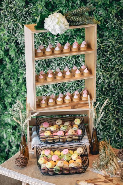 Wedding Tea Reception