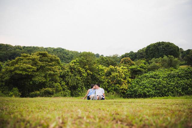 Mathew & Siang Yee