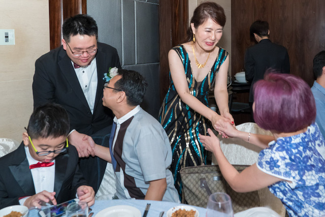 Yew Wei & Mona