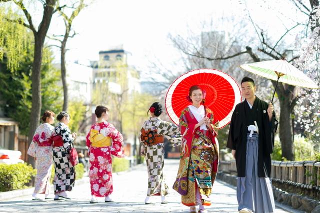 Honoka package: Kimono