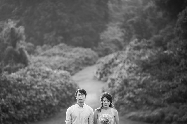 Louis and Jasmine -- Engagement Portraiture