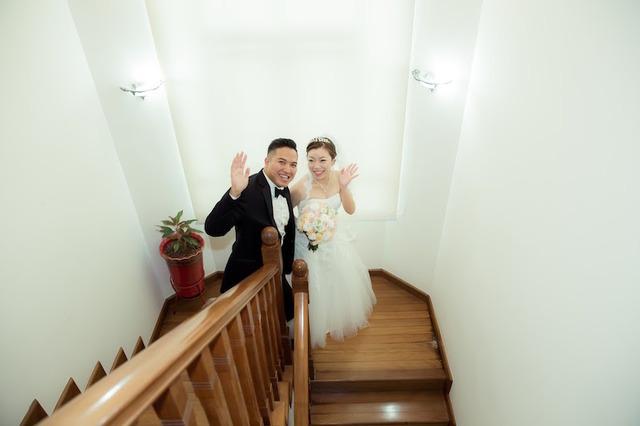 Charlie & Jia Qi