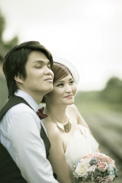 Raymond & Eina