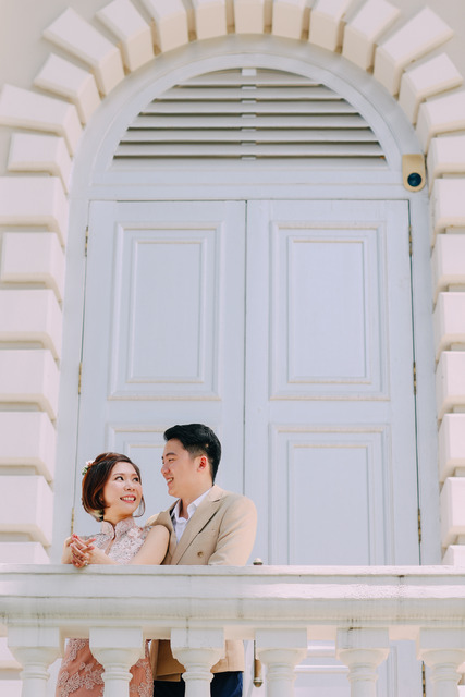 Kaixiong & Pearlyn