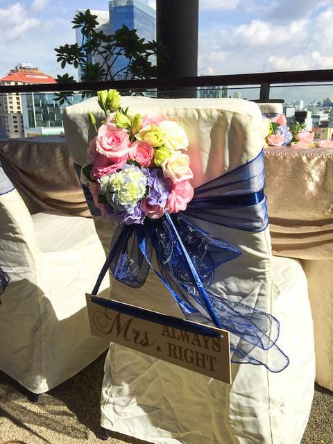 Bridal Couple Chairs