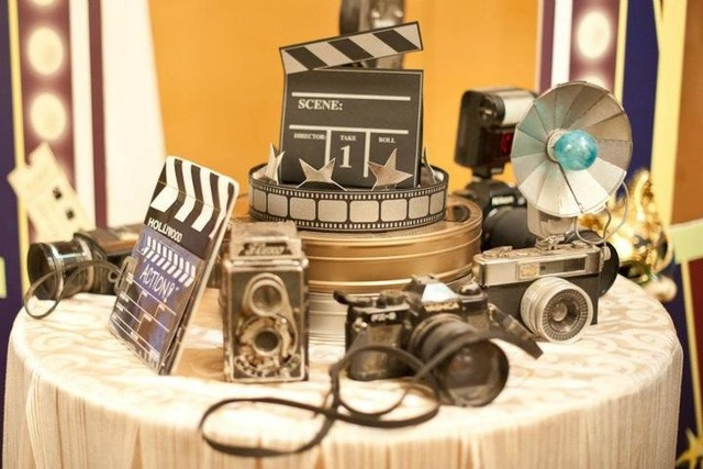 Hollywood Theme Wedding