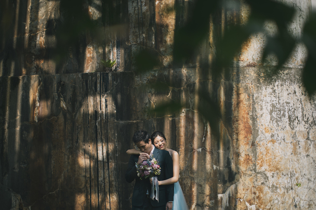 Rustic Pre-Wedding Photo Shoot