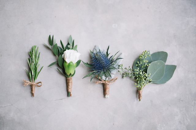 Corsages & Boutonneires
