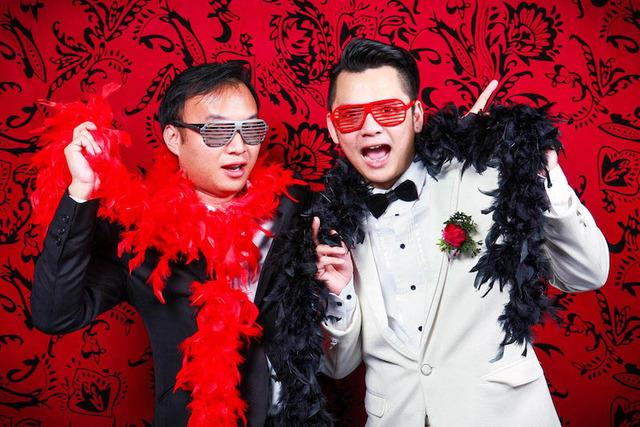Sean & Fong Ling