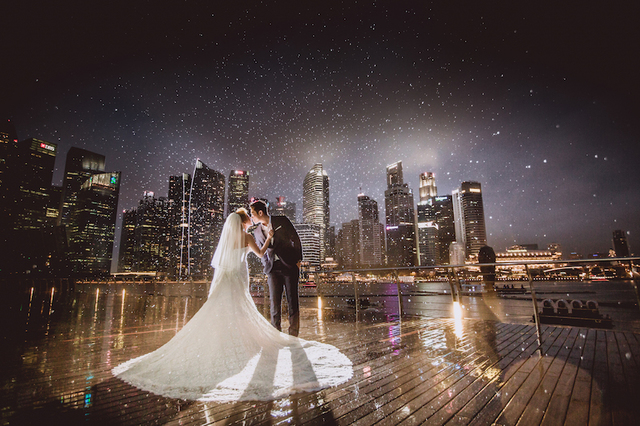 Pre-Wedding (Singapore) II