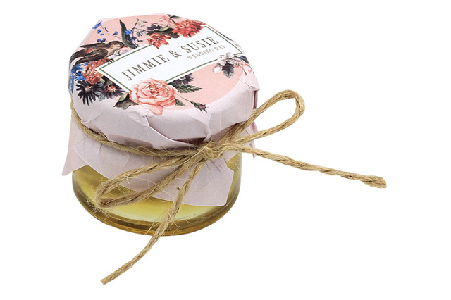 Customizable Mini Honey (Blushing Florals)
