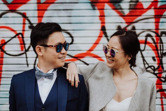 Yi Jin & Ginny (I)