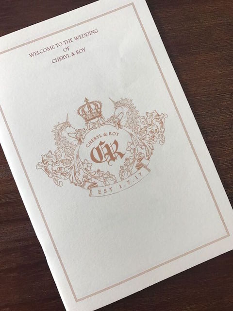 Wedding Invitations - Cheryl Wee