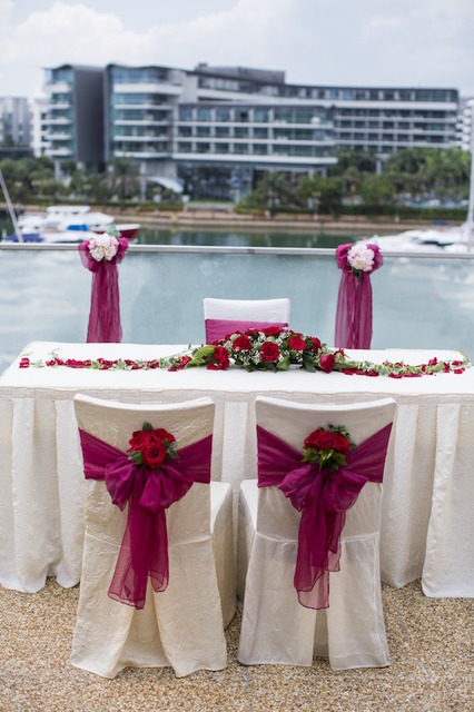 Rooftop Terrace (Solemnization)