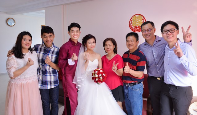 Shirlyn and Zhe Yar (Actual Day)