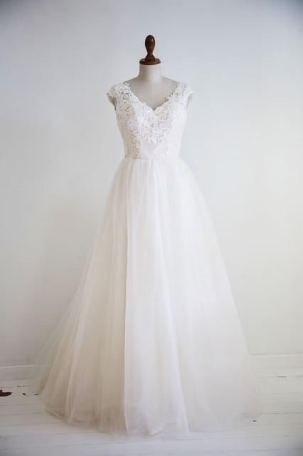 Edited blush pink bridal gown with tulle01