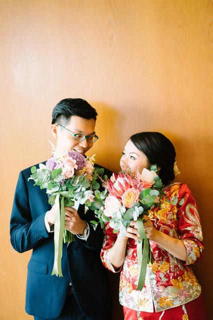Xuan Hong & Germaine
