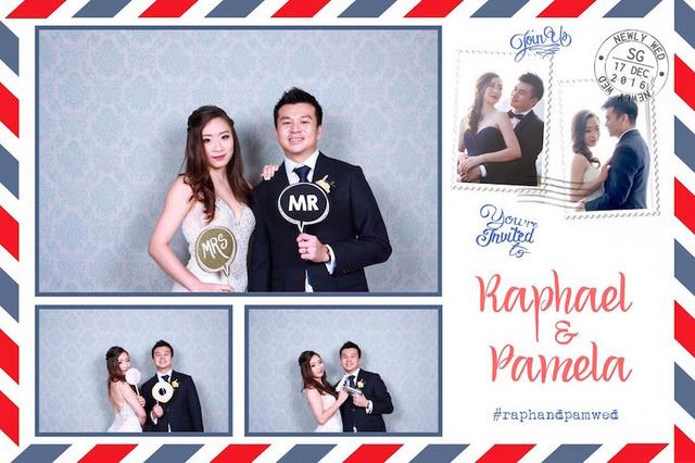 Raphael & Pamela
