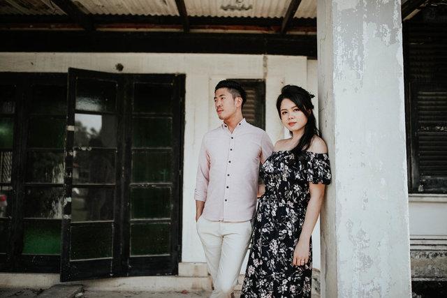 Elijah and Jiawen