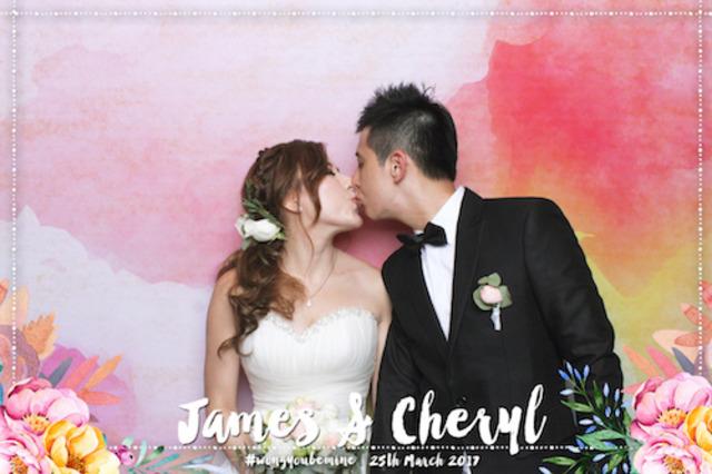 James & Cheryl