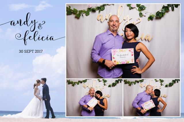 Andy & Felicia