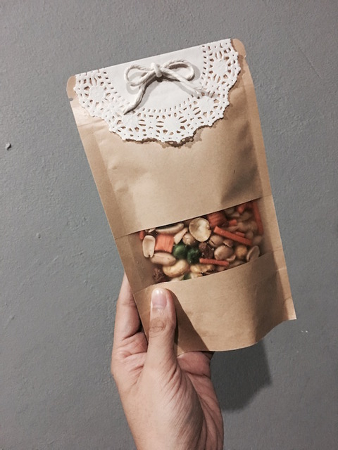 Stand-Up Kraft Bags