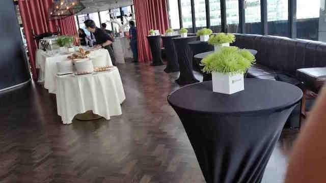 11. high buffet