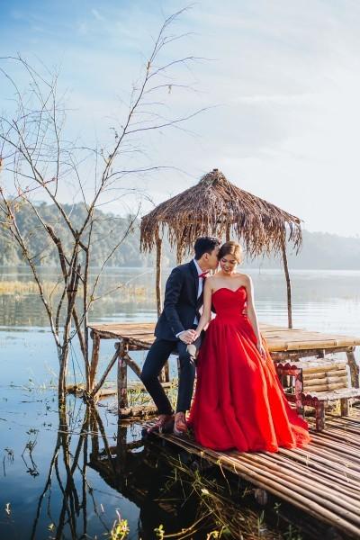 Trav + Tse han Pre-wedding