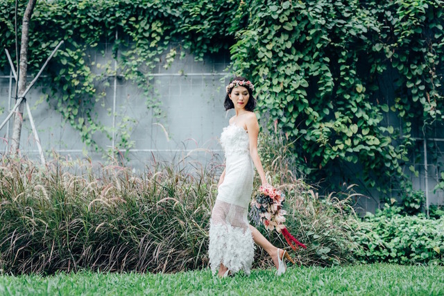 Styled Wedding Shoot With Melissa C Koh