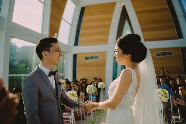 Terence & Jin Yin