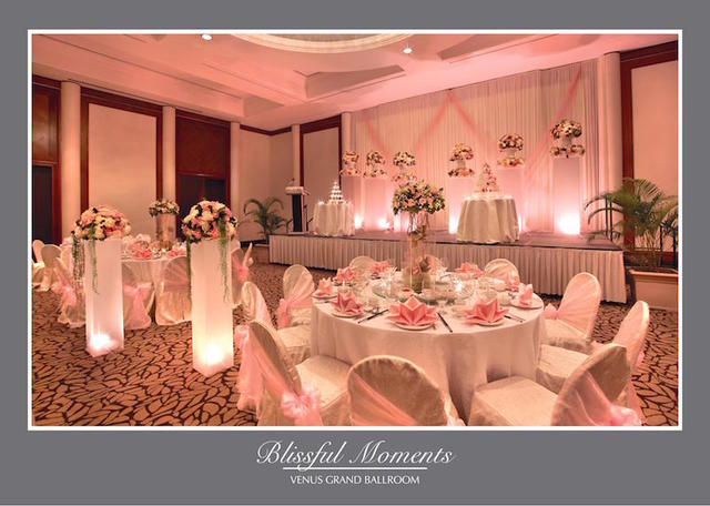 Blissful moments venus grand ballroom1