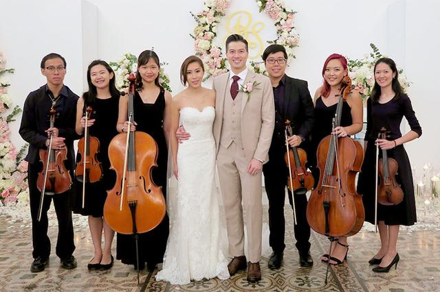 String Ensemble for Wedding