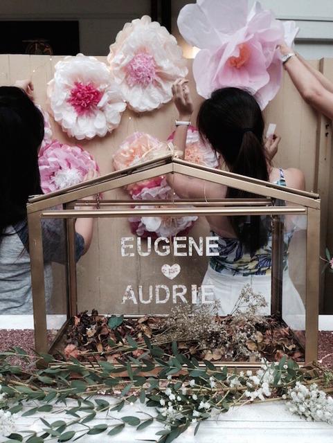 Eugene & Audrie
