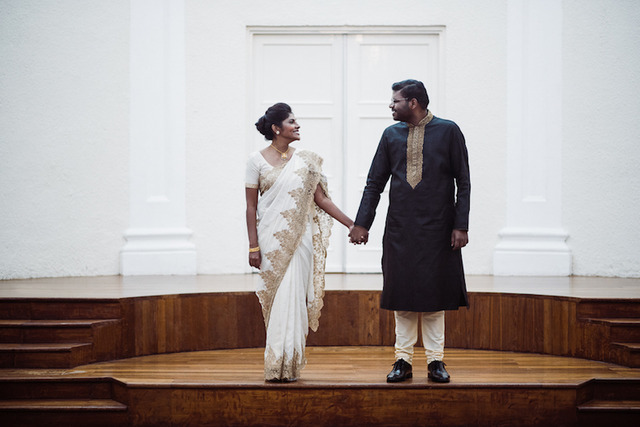 Dilip & Usha