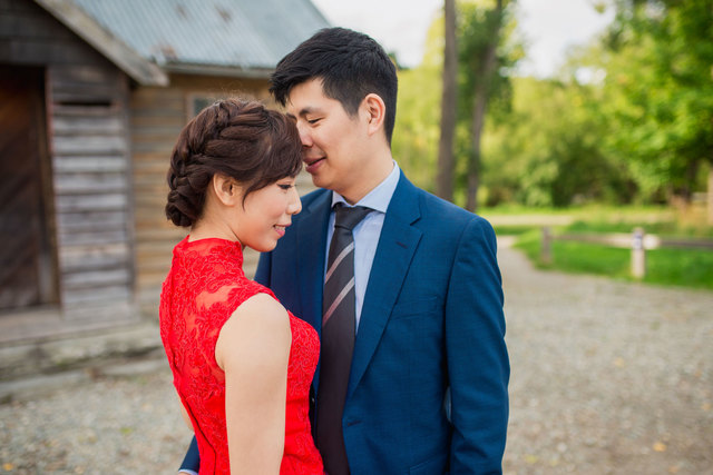 Michelle & Irwin