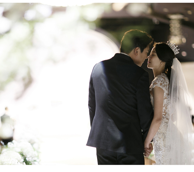 Dong Jin and So Hee