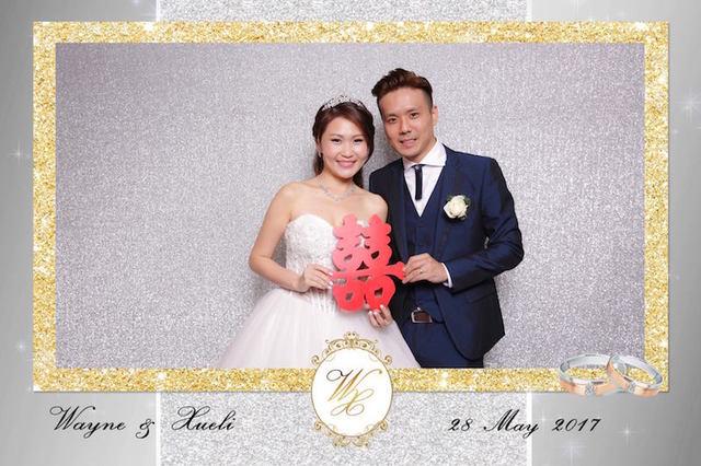 Wayne & Xueli