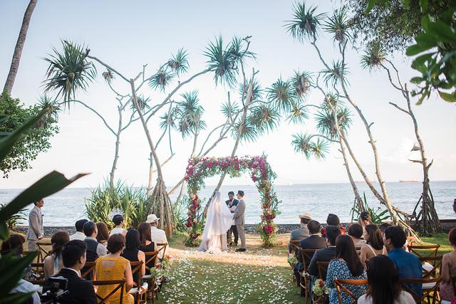 Wedding Ceremony - Coconut Grove