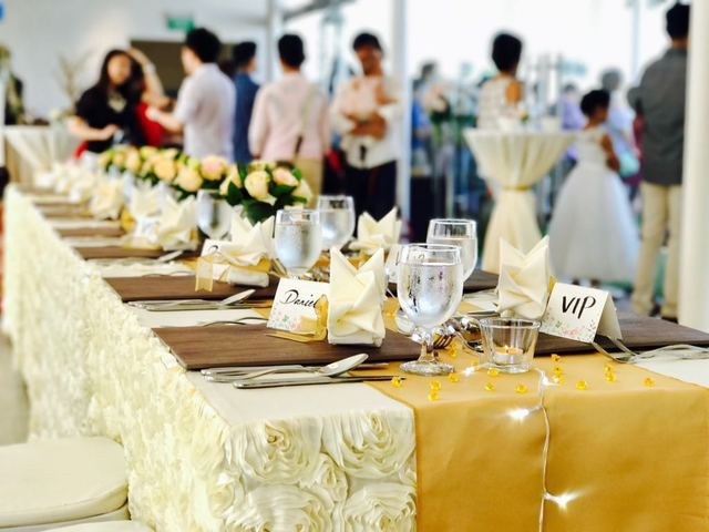 Wedding Sit-Down Buffet