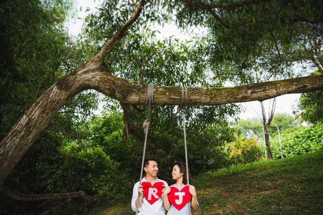 Jian Liang & Rina