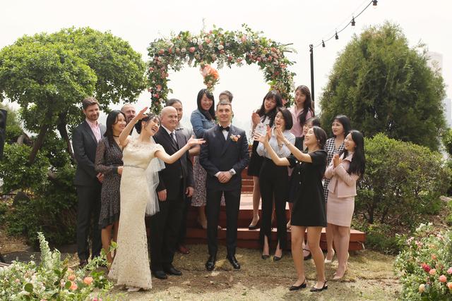 Ryan & Seoan Wedding Day