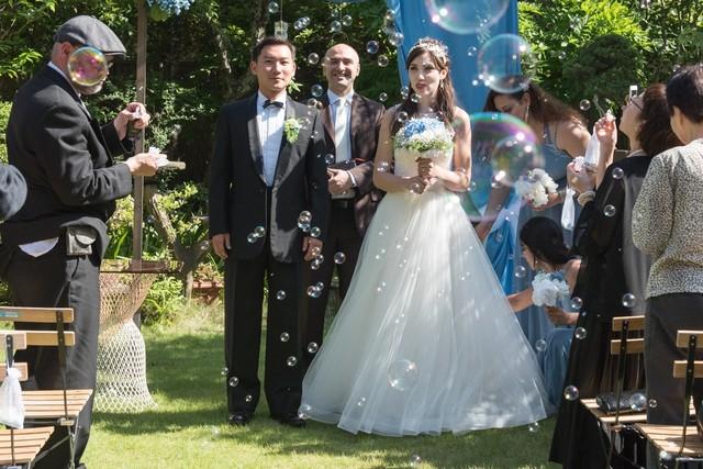 Kamakura Wedding