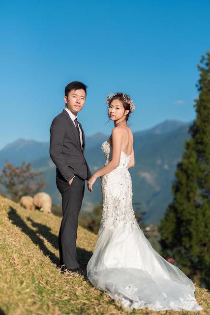 James & Ting Yan