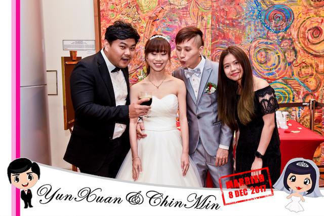 YunXuan & ChinMin